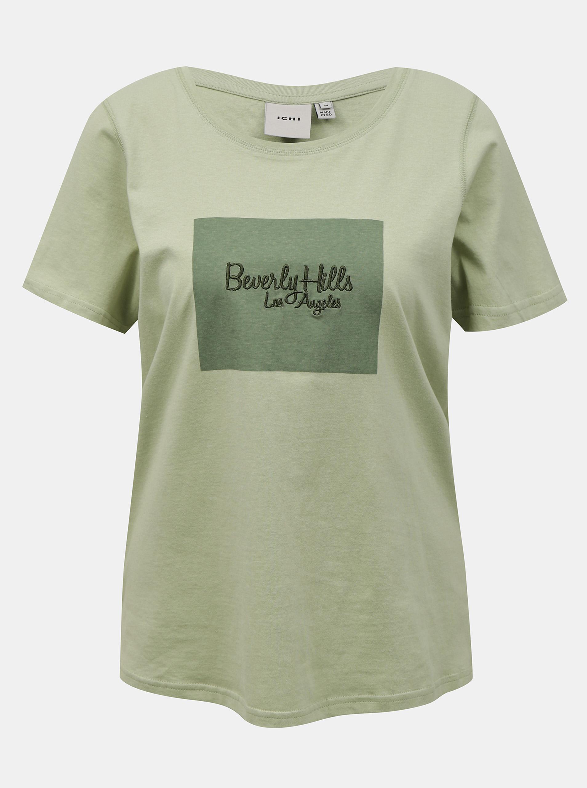 Ichi verde maglietta Ihskye