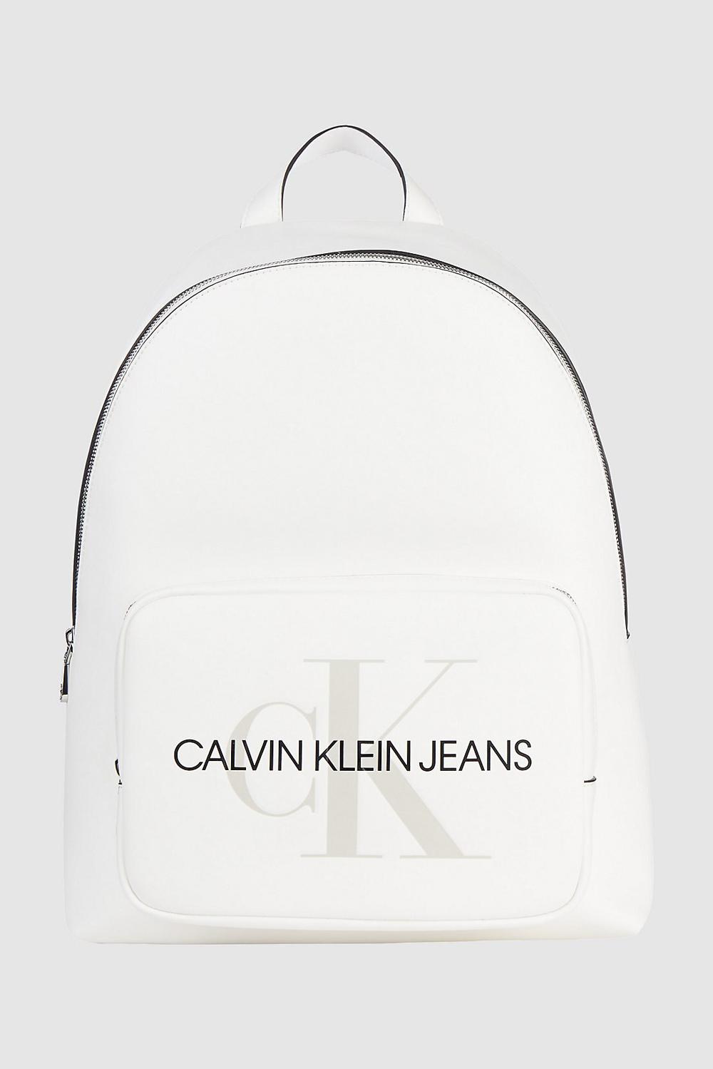 Calvin Klein Zaino donna bianco  Campus