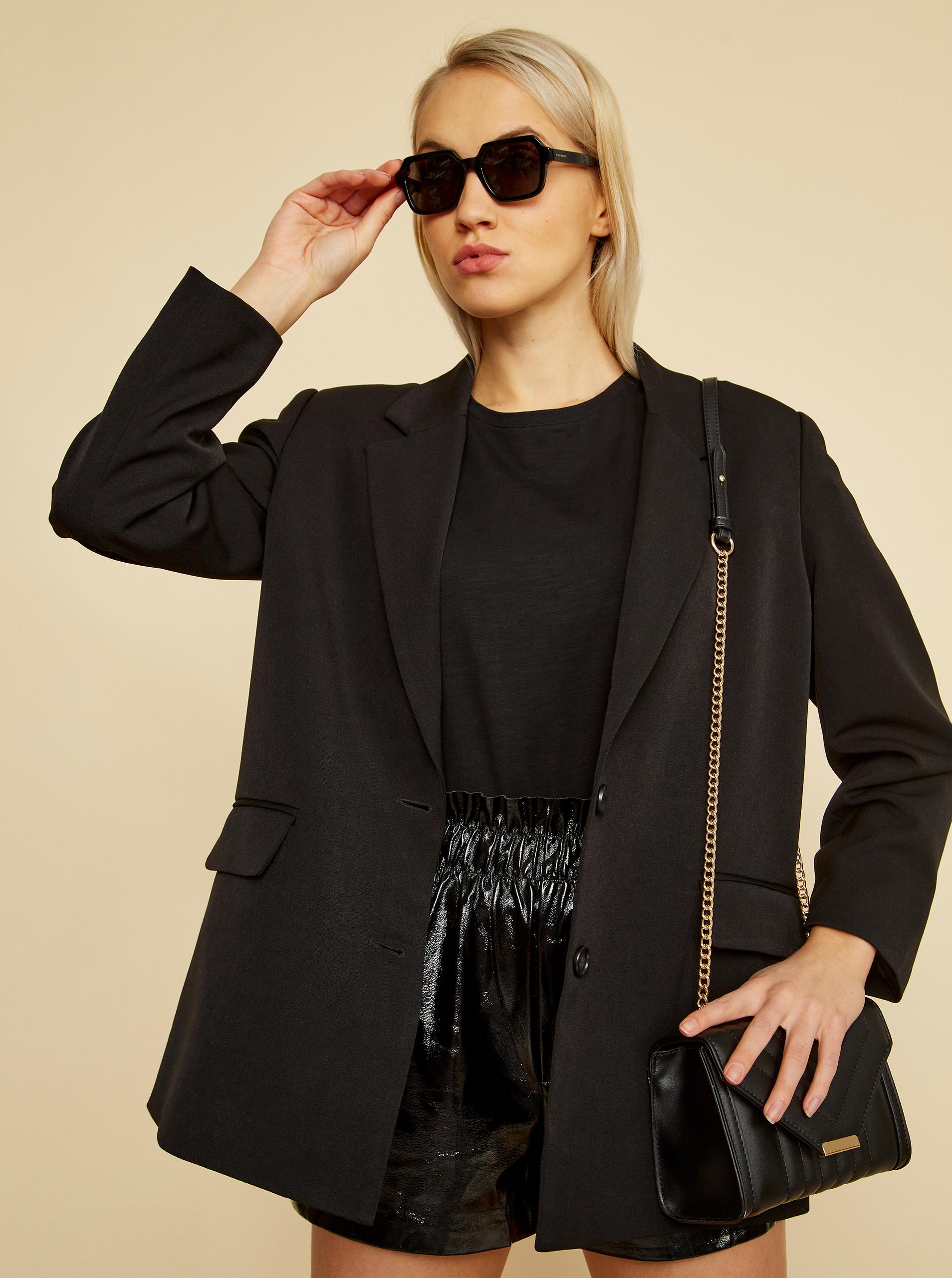 ZOOT nero da donna maglietta Aurelia