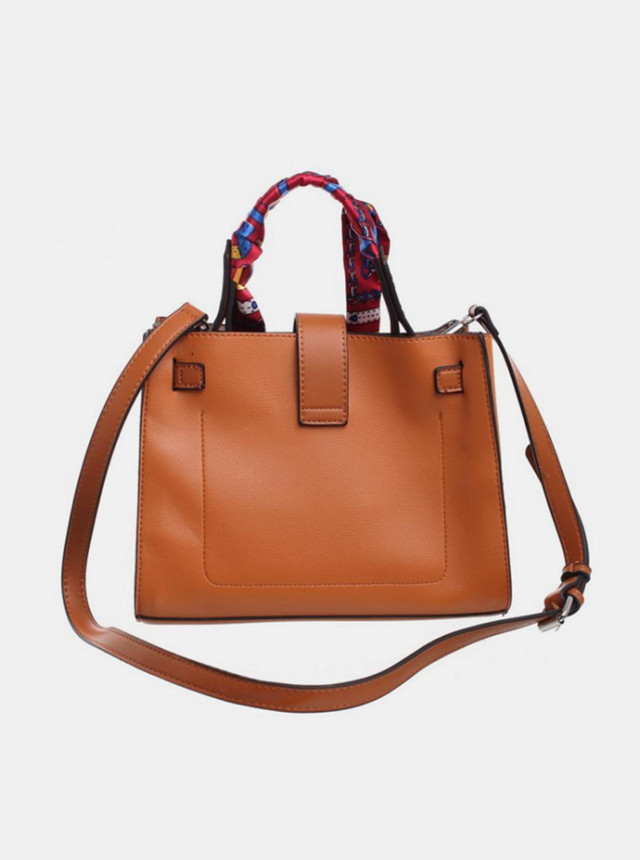 Bessie London marrone borsetta