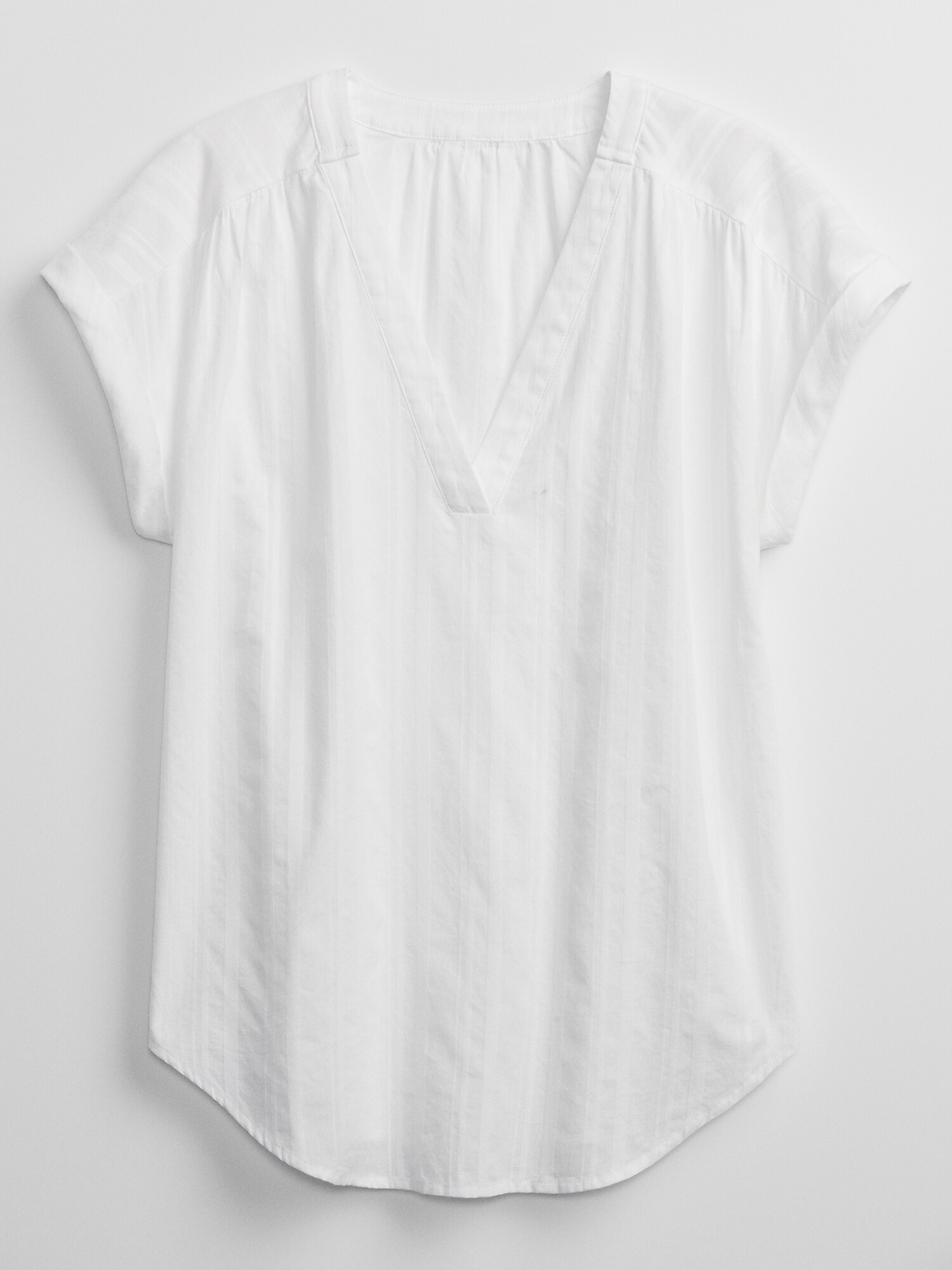 GAP bianco camicetta