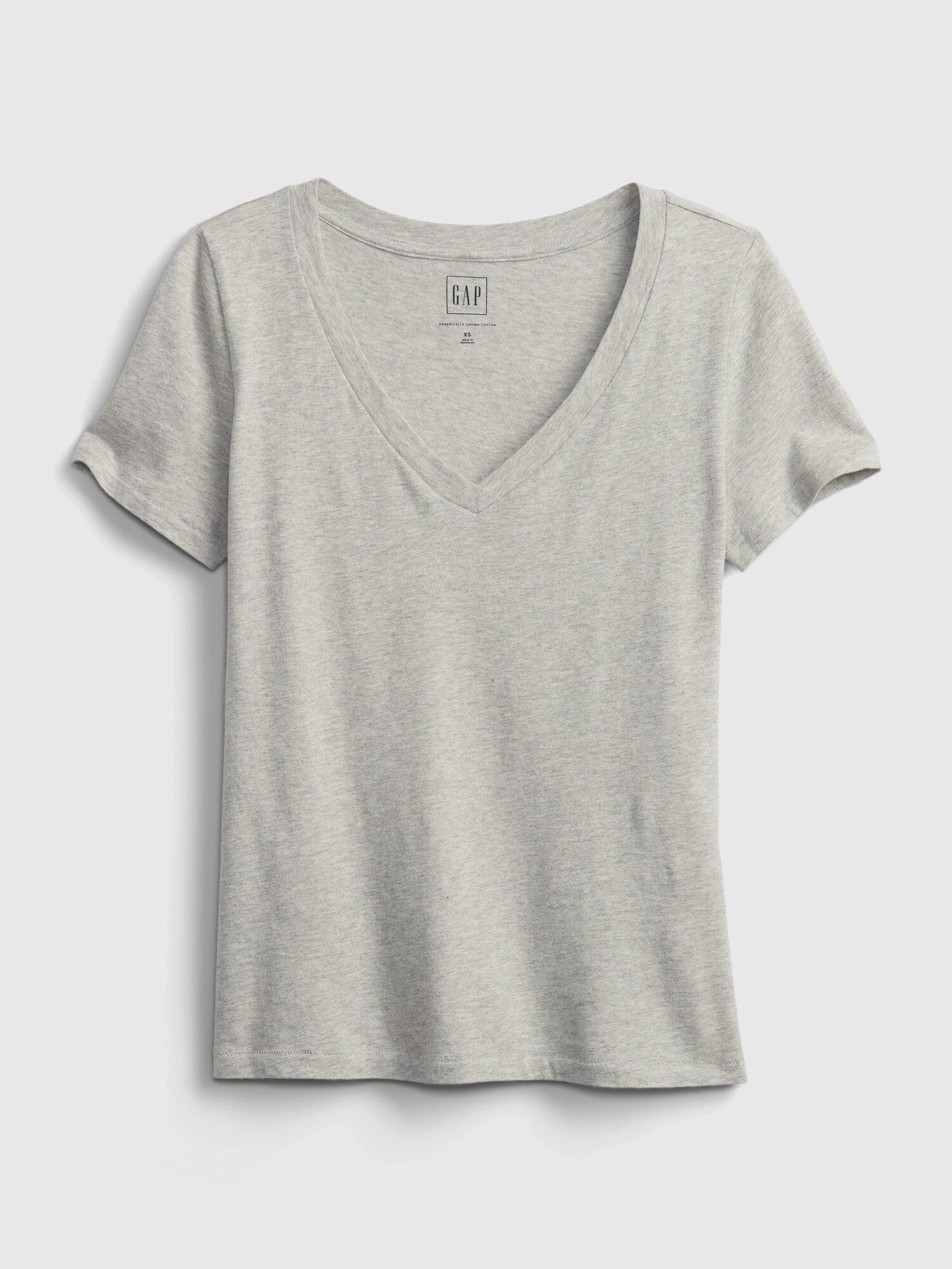 GAP grigio maglietta Cotton Vintage